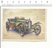 Chromo Cigarettes Virginia / BENTLEY Tourer / Vieux Tacots Auto Voiture De Sport Automobile / IM 01-car-3 - Cigarette Cards