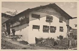 DAVOSER BAUERNHAUS - GR Graubünden