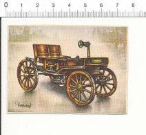 Chromo Cigarettes Virginia / SIEGFRIED MARCUS 1875 / Vieux Tacots Auto Voiture Automobile / IM 01-car-3 - Cigarette Cards