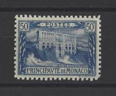 MONACO . YT 58 Neuf * Vue De La Principauté 1922-23 - Nuovi