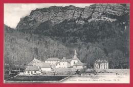 CPA Dauphiné - Ancienne Chartreuse De Chalais Près Voreppe - France