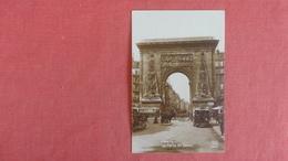 France > [75] Paris La Porte St Denis   RPPC-- Ref 2423 - France