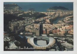"ESTADIO - STADIUM - STADE - STADIO - STADION .-  "" ANOETA "" .-SAN SEBASTIAN.- (ESPAÑA ) - Fútbol"