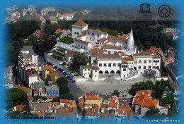 T67-077 ] Cultural Landscape Of Sintra  Portugal UNESCO,China Pre-paid Card - UNESCO