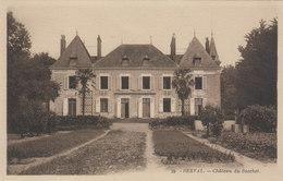 DERVAL   CHATEAU DE BOSCHET - Derval
