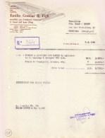 S. CROCE SULL´ ARNO PISA EMILIO GOZZINI  FIGLI 1964 - Italie