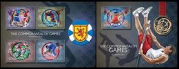 SOLOMON Isl. 2014 - Commonwealth Games - CV = 27 € - Solomon Islands (1978-...)