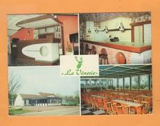 """Belgique Province Du Hainaut Thoricourt Commune De Silly Restaurant """" La Venerie """" Carte Multivues - Silly"""