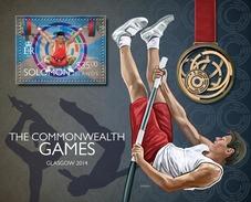 SOLOMON Isl. 2014 - Diving, Commonwealth Games - CV = 15 €