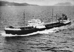 """¤¤  -  Pétrolier """" PALMYRE """" De 1946 De La Compagnie Navale Des Pétroles   -   ¤¤ - Pétroliers"""