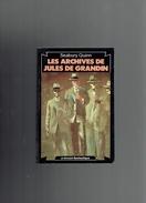 LES ARCHIVES DE JULES DE GRANDIN 1979 PAR SEABURY QUINN COLLECTION LE MASQUE FANTASTIQUE NUMERO 20 - Fantásticos
