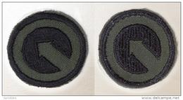 USA - Authentique Patch époque Vietnam : 1th Logistical Commands Basse Visibilité - Patches