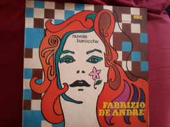 Lp 33 Giri Fabrizio De Andrè Nuvole Barocche Raro 1969 RRC VERO AFFARE - Disco, Pop