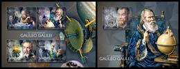 SOLOMON Isl. 2014 - Galileo Galilei - CV = 27 €