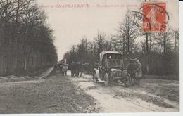 Foret De Chateauroux - Rendez-vous De Chasse - Chateauroux