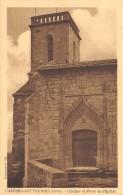 32 - GERS / Castéra Lectourois - Clocher Et Porte De L'église - Castera