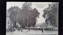 CPA D71 Genelard Canal Du Centre - Non Classificati