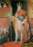 ?, Dom Pedro II Of Brazil, Art Painting Postcard Unposted - Malerei & Gemälde