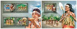 SOLOMON Isl. 2014 - Traditional Dancing - CV = 27 €