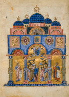 James Kokkinobaphos, Istanbul, Art Painting Postcard Unposted - Malerei & Gemälde