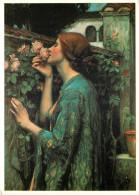 John Waterhouse, Art Painting Postcard Unposted - Malerei & Gemälde