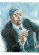 Bernhard Heisig, Art Painting Postcard Unposted - Malerei & Gemälde