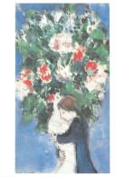 Marc Chagall, Art Painting Postcard Unposted - Malerei & Gemälde