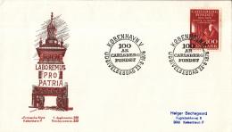 Denemarken - FDC 23-9-1976 - 100 Jahre Carlsbergstiftung - M 630 - FDC