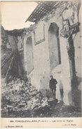 62. FONCQUEVILLERS. Les Ruines De L'Eglise. 389 - France