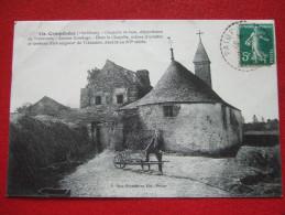 56 - CAMPENEAC - CHAPELLE ST JEAN, DEPENDANCE DE TRCESSON.....BROUETTE - JEUNE HOMME - - France