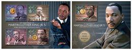 SOLOMON Isl. 2014 - Martin Luther King - CV = 27 €