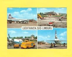 Postcard - Aviation, Aerodromes, Limburg     (V 30222)