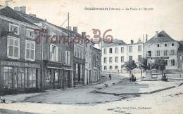 Meuse ( 55 ) Gondrecourt - La Place Du Marché -  Voir Les Scans - Gondrecourt Le Chateau