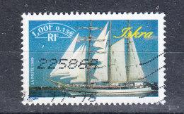 "Francia  -   1999.  Veliero "" Iskra "".  ""Iskra"" Sailing Ship. From Sheet - Ships"