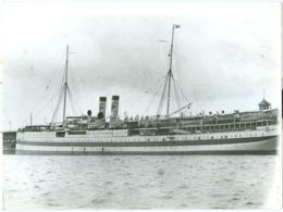 Navire Hopital Russe Portugal In Odessa - Bateaux