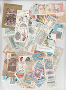 Laos Lot Used Stamps Off Paper,many Complete Sets,weight Ca 50 Gram,see Scans(C140) - Laos