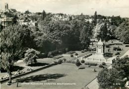Pleasure Gardens, Bournemouth, Dorset, England RP Postcard Unposted - Bournemouth (depuis 1972)
