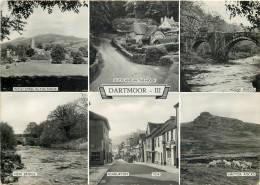 Dartmoor, Devon, England RP Postcard Unposted - Altri
