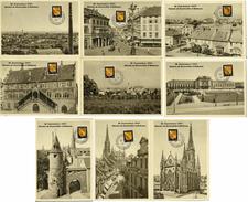 9 CPA MULHOUSE - REUNION DE BOURTZWILLER A MULHOUSE - Mulhouse