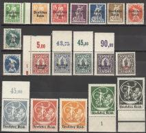Deutsches Reich 119/38 ** Postfrisch