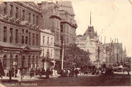 ¤¤   -   AUSTRALIE    -   MELBOURNE    -  Collins Street     -   ¤¤ - Melbourne