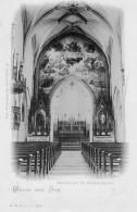 612Sme   Suisse Zoug Zug Inneres Der St Oswaldskirche En TBE - ZG Zoug