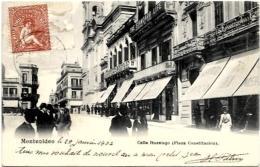 URUGUAY.  MONTEVIDEO EN 1902 - Uruguay