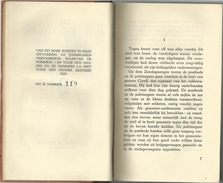 DE VLIEGENVANGER - JOHN STEINBECK - 1e BOEK 3de MAGNEET REEKS - 1944 ? N° 119 Van 210 Exemplaren Met Illustraties SALIM - Oud