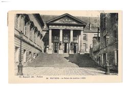 Poitiers - Le Palais De Justice - Poitiers