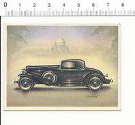 Chromo Cigarettes Virginia / AUBURN 8-100 Cabriolet / Auto Voiture De Sport Automobile / IM 01-car-4 - Cigarette Cards