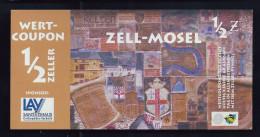 """Regionalgeld, Local Currency """"ZELLER"""" 1/2 Unit, Typ A,  UNC, Paper - Sonstige"""