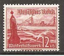 DR 1937 // Michel 656 ** (15.206) - Deutschland