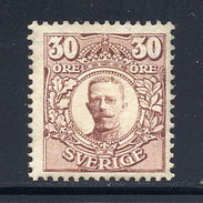 Sweden  Sc# 86  MNH   1891 - Sweden