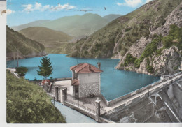 Villalago L´aquila Diga Del Sagittario No Vg - L'Aquila